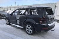 Поступил в разбор Mercedes-Benz GL 450 4matic 2007г 4.7л 340л.с AКПП