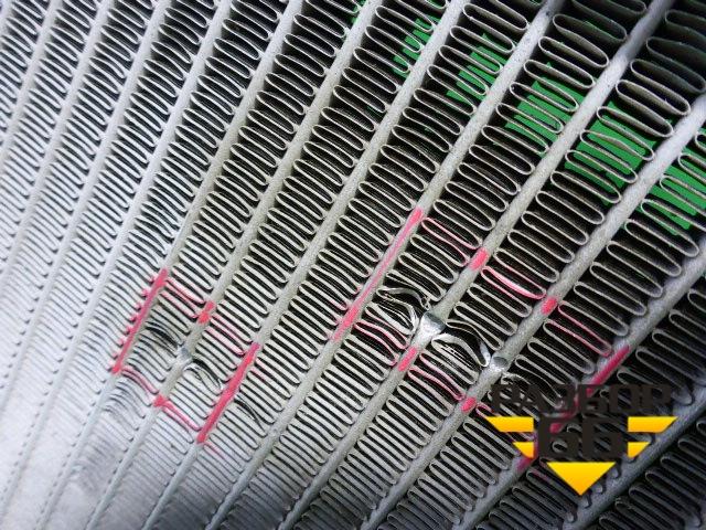 Как устроен радиатор охлаждения двигателя с акпп